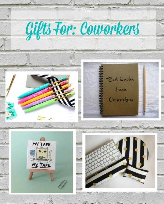 giftsforcoworkers