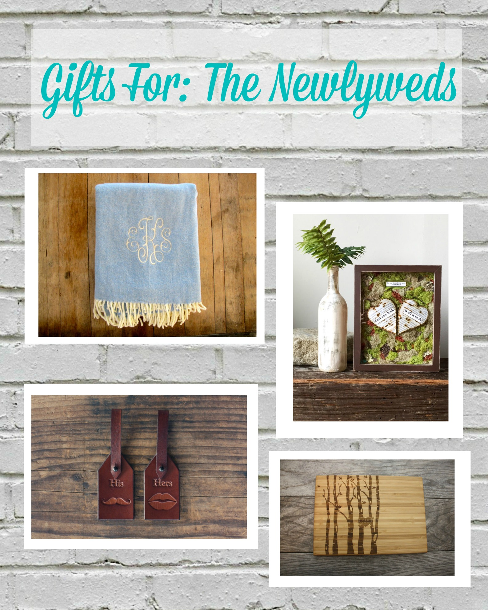 gifts for the newlyweds mix u0026 make